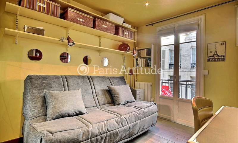 Rent Apartment Studio 18m² rue de la Sorbonne, 75005 Paris