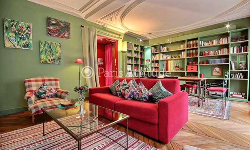 Rent Apartment 2 Bedroom 80m² rue Herschel, 75006 Paris