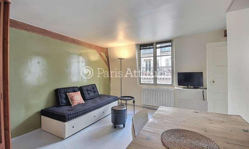 Rent Apartment 1 Bedroom 35m² boulevard Saint Michel, 5 Paris