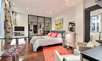 Location Appartement Studio 25m² rue d Aboukir, 2 Paris