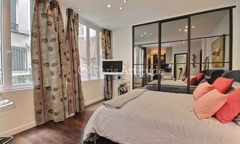 Rent Apartment Studio 25m² rue d Aboukir, 2 Paris