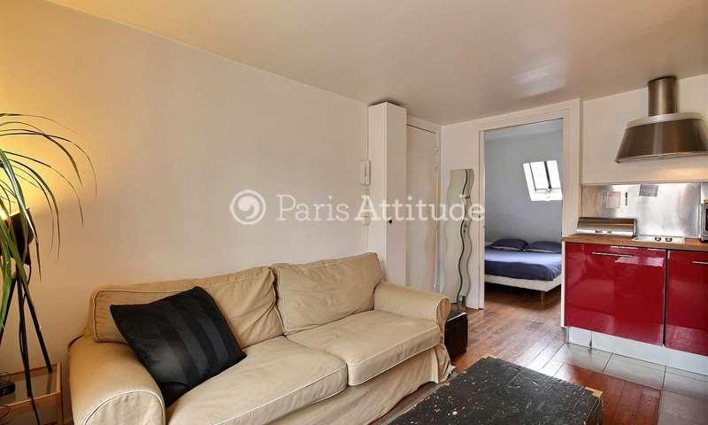 Location Appartement 1 Chambre 20m² rue de Gramont, 2 Paris