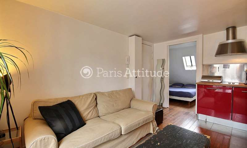 Rent Apartment 1 Bedroom 20m² rue de Gramont, 75002 Paris