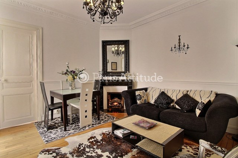 Rent Apartment 1 Bedroom 42m² rue de Tocqueville, 75017 Paris