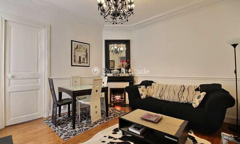 Location Appartement 1 Chambre 42m² rue de Tocqueville, 75017 Paris