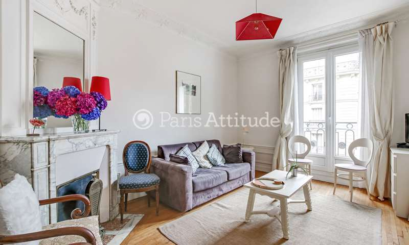 Rent Apartment 1 Bedroom 65m² rue de Tolbiac, 13 Paris