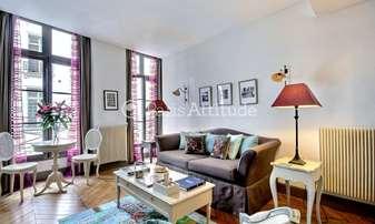 Location Appartement 1 Chambre 42m² rue de Clery, 2 Paris