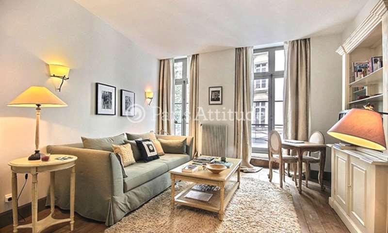 Location Appartement 1 Chambre 45m² rue de Clery, 75002 Paris