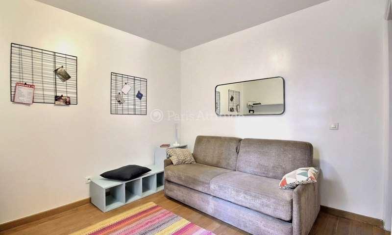 Aluguel Apartamento Quitinete 16m² rue Dupin, 6 Paris