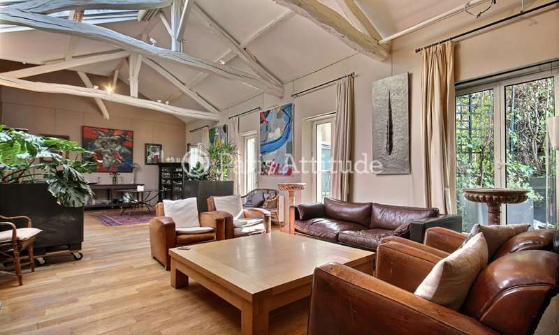 Location Duplex 3 Chambres 177m² rue Broca, 5 Paris