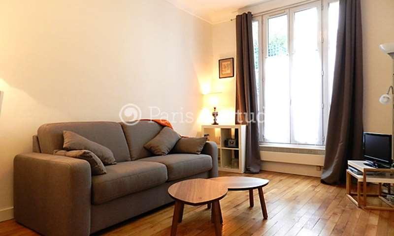Rent Apartment Studio 23m² rue de Passy, 75016 Paris
