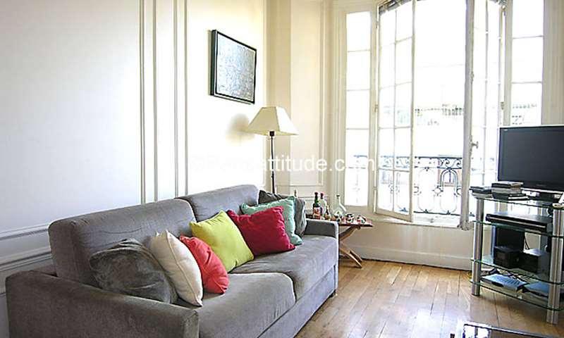 Location Appartement 1 Chambre 43m² rue Lamblardie, 75012 Paris