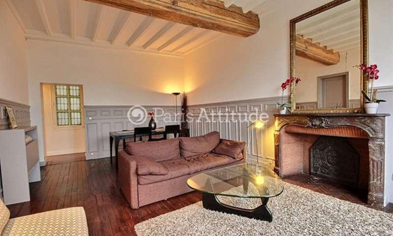 Rent Apartment 1 Bedroom 50m² quai des Orfevres, 75001 Paris