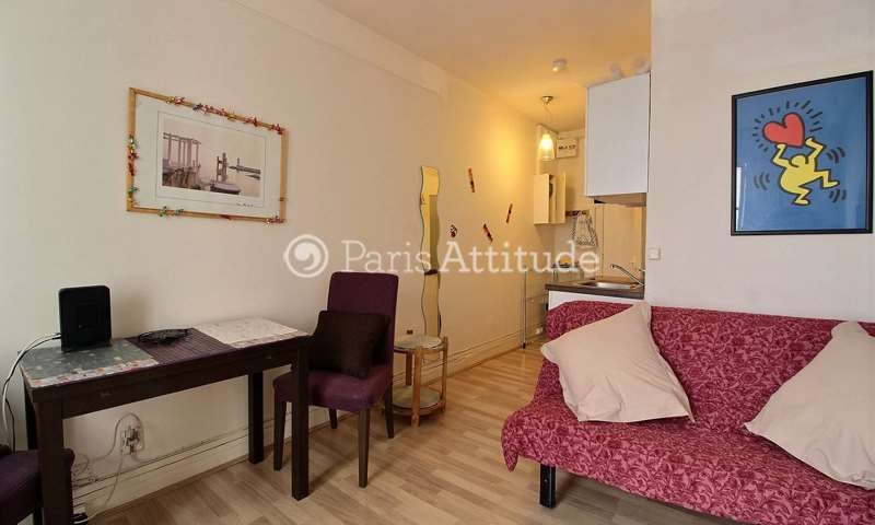 Rent Apartment Studio 19m² rue de Ponthieu, 75008 Paris
