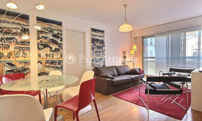 Rent Apartment 2 Bedrooms 62m² boulevard Richard Lenoir, 11 Paris