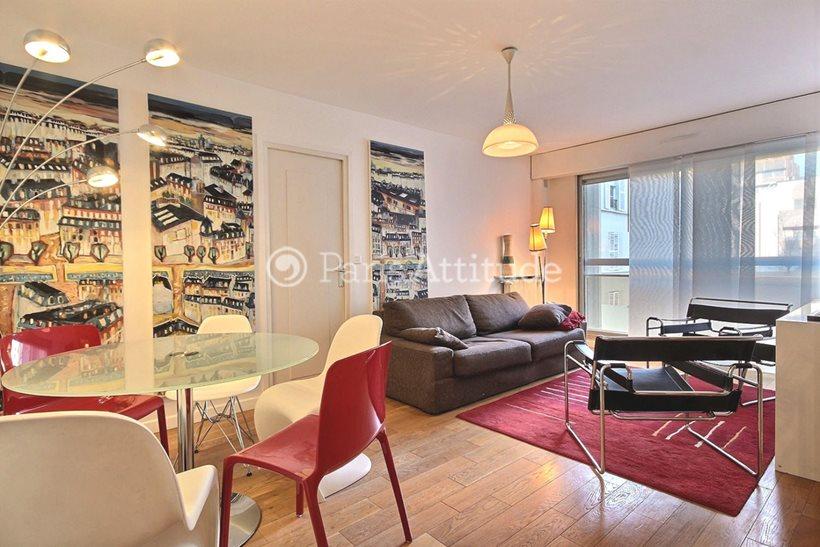 Aluguel Apartamento mobiliado 2 quartos 62m² boulevard Richard Lenoir, 75011 Paris