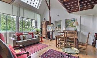 Rent Loft 2 Bedrooms 75m² rue de la Tombe Issoire, 14 Paris