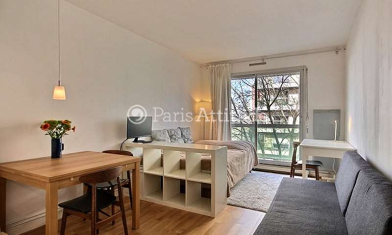 Location Appartement Studio 21m² rue Dranem, 75011 Paris