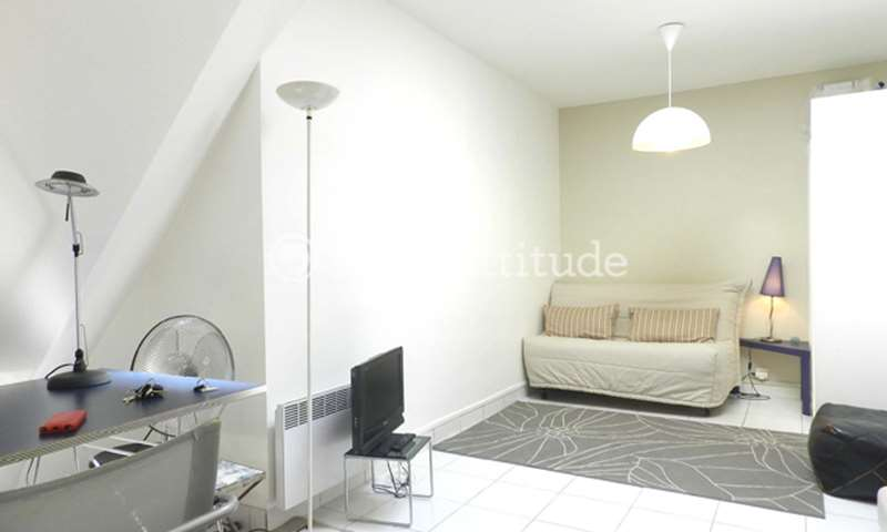 Location Appartement Studio 18m² boulevard Malesherbes, 75017 Paris
