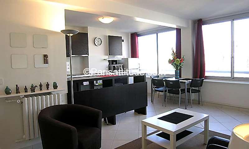 Rent Apartment 2 Bedroom 70m² avenue de Suffren, 75015 Paris