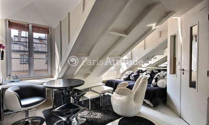 Location Appartement Studio 14m² boulevard Saint Germain, 6 Paris