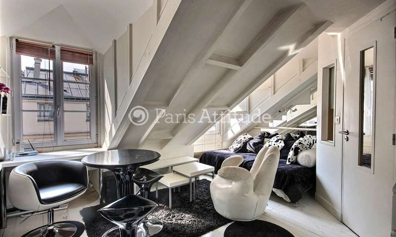 Location Appartement Studio 14m² boulevard Saint Germain, 75006 Paris