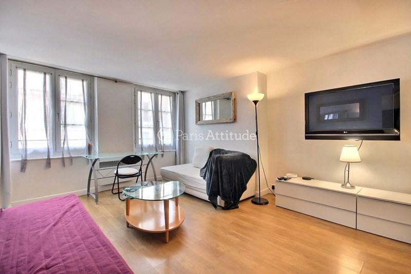 Rent Apartment Studio 27m² rue du Cherche Midi, 75006 Paris