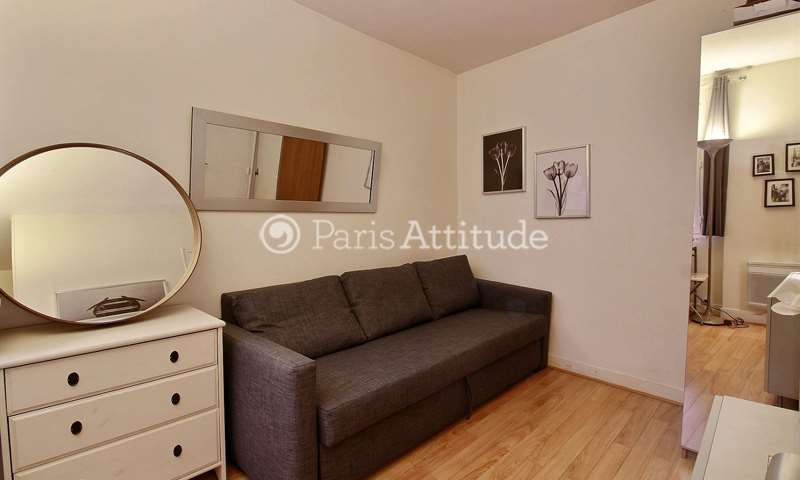 Rent Apartment Studio 15m² rue Saint Martin, 75003 Paris