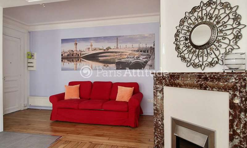 Rent Apartment 1 Bedroom 52m² rue des Filles Du Calvaire, 3 Paris