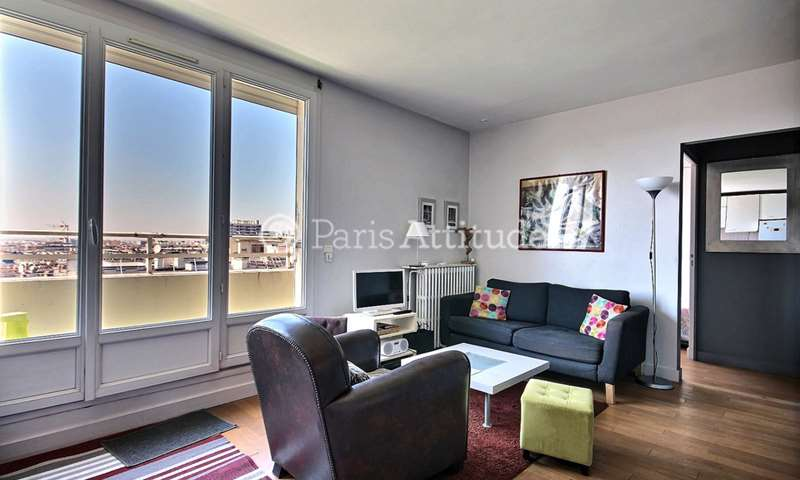 Rent Apartment 1 Bedroom 52m² rue Marcadet, 75018 Paris