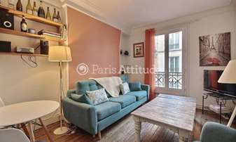 Location Appartement 1 Chambre 40m² rue Furtado Heine, 14 Paris