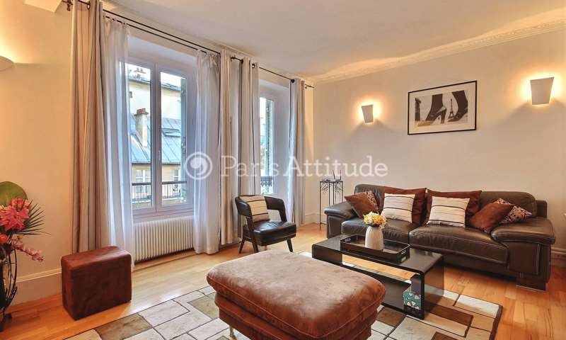 Rent Apartment 2 Bedroom 58m² rue du Faubourg Saint Honore, 75008 Paris