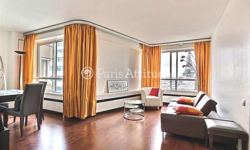 Aluguel Apartamento 1 quarto 56m² quai de Grenelle, 75015 Paris