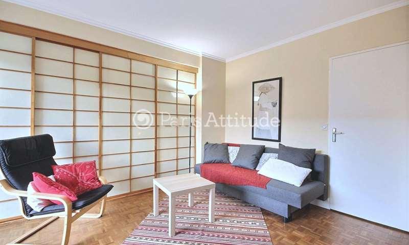Rent Apartment 1 Bedroom 39m² boulevard de Picpus, 75012 Paris