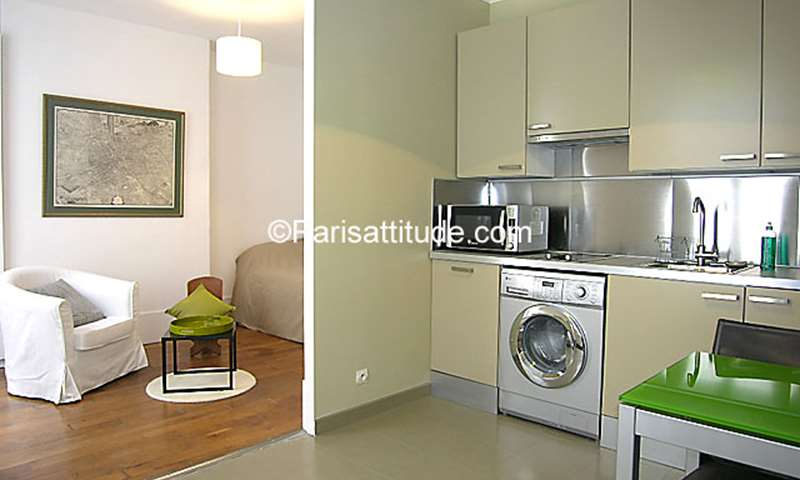 Rent Apartment Studio 27m² rue Charlot, 75003 Paris