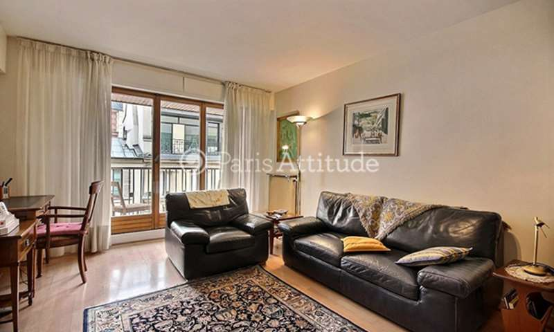 Rent Apartment 1 Bedroom 55m² rue Cardinet, 75017 Paris