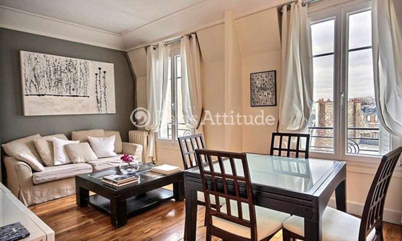 Location Appartement 2 Chambres 70m² rue Verniquet, 75017 Paris