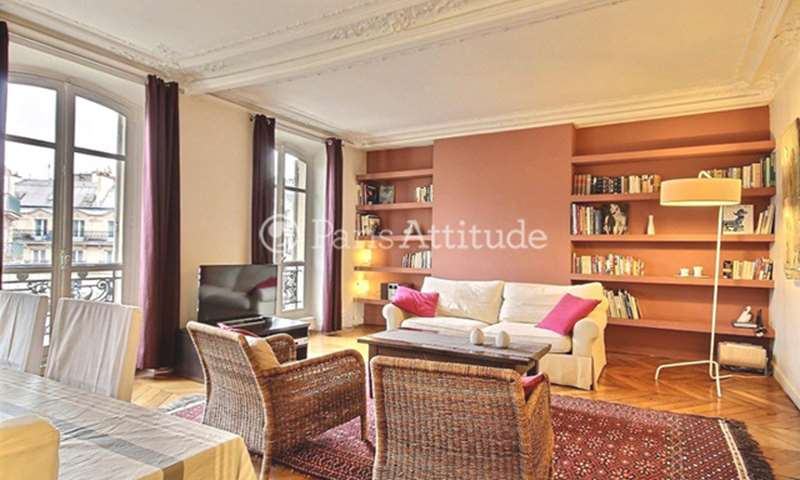 Rent Apartment 2 Bedrooms 98m² boulevard de Sebastopol, 75002 Paris