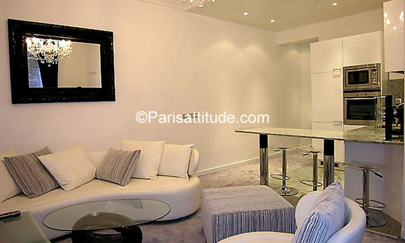 Rent Apartment 1 Bedroom 50m² rue Robert Estienne, 8 Paris