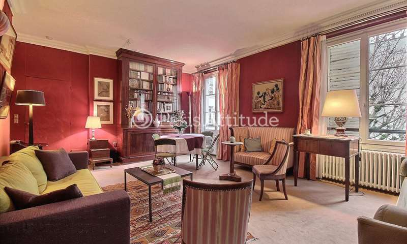 Rent Apartment 1 Bedroom 65m² Quai d Anjou, 4 Paris