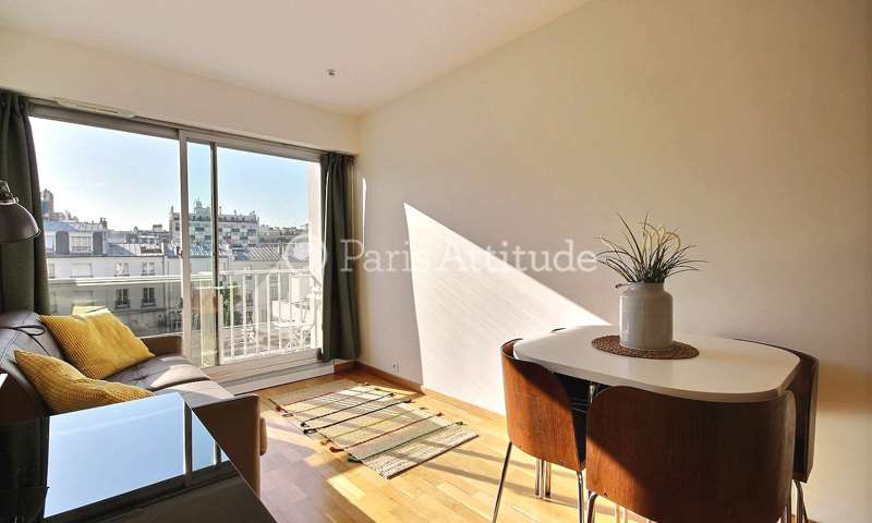 Location Appartement Studio 20m² rue de la Pompe, 75016 Paris
