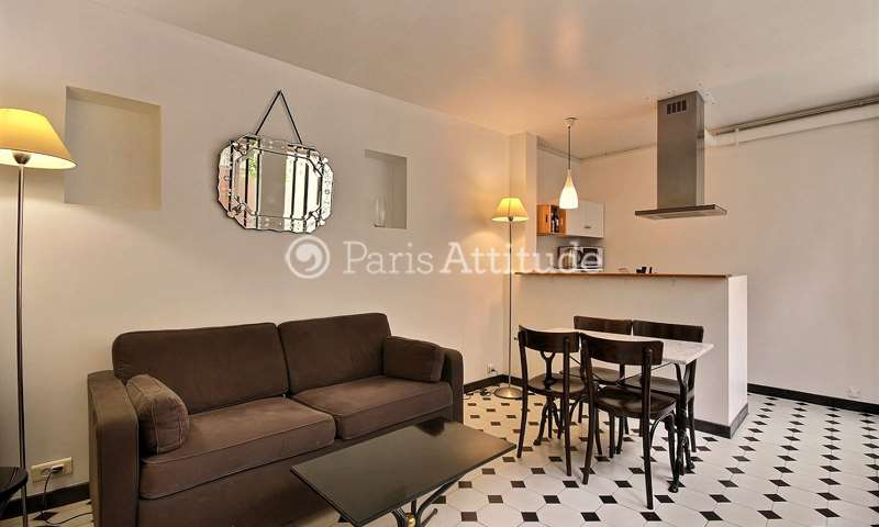 Rent Apartment 1 Bedroom 37m. Furnished apartment rentals in Paris for rent   Rent furnished