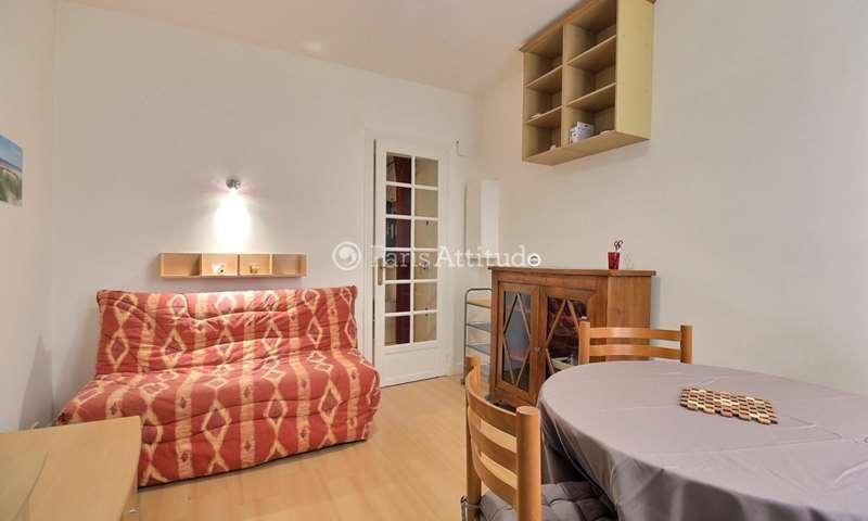 Location Appartement 1 Chambre 28m² rue de Vouille, 15 Paris