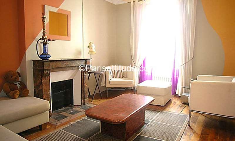 Rent Apartment 1 Bedroom 60m² rue Mouton Duvernet, 14 Paris