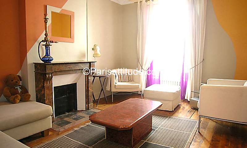 Rent Apartment 1 Bedroom 60m² rue Mouton Duvernet, 75014 Paris