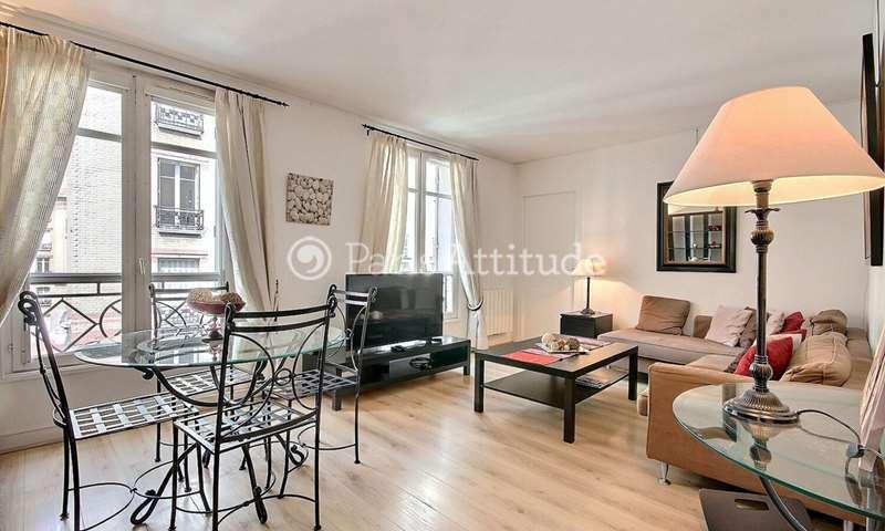 Rent Apartment 1 Bedroom 52m² rue Daguerre, 14 Paris
