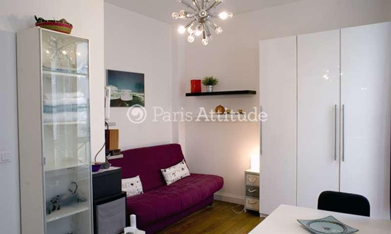 Rent Apartment Studio 17m² rue Saint Antoine, 4 Paris