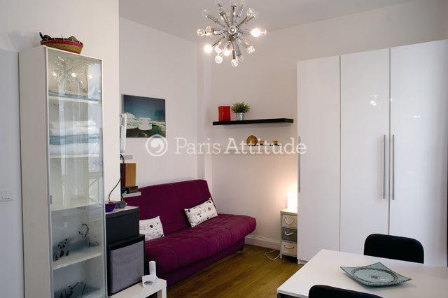Louer Appartement meublé Studio 17m² rue Saint Antoine, 75004 Paris