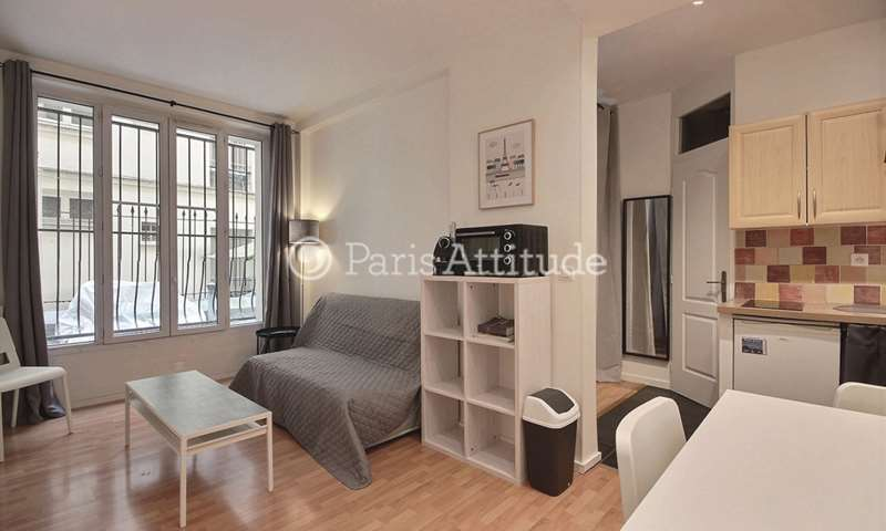 Rent Apartment 2 Bedrooms 35m² Villa Juge, 15 Paris
