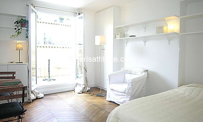 Rent Apartment Studio 25m² rue Fontaine, 9 Paris
